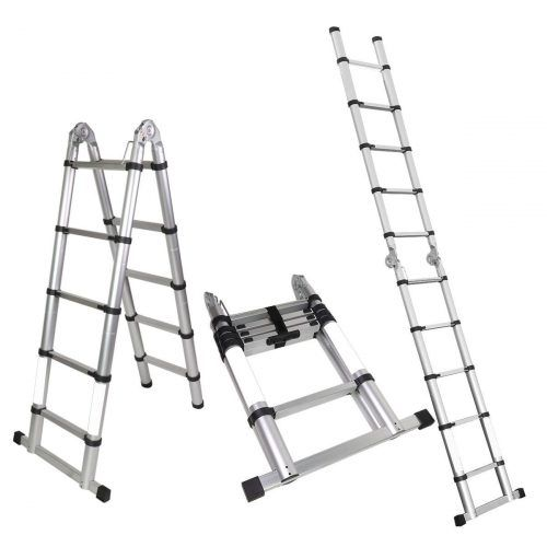 Top 10 Best Multiposition Ladders In 2020 Multi Purpose Ladder Aluminium Ladder Ladder