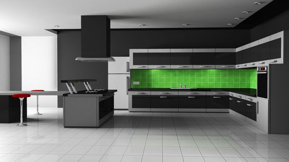 AT Europe: The Kitchen Of The Future From Ora Ito For Gorenje | Europe,  Cleaning And Black Kitchens