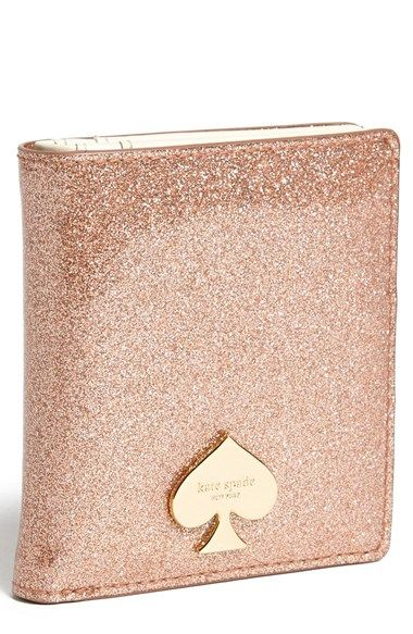 kate spade new york 'glitter bug - small stacy' wallet available at #Nordstrom
