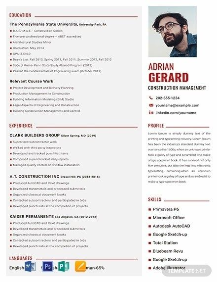 164 Free Resume Templates In Microsoft Publisher Template Resume Template Free Microsoft Word Resume Template Free Cv Template Word