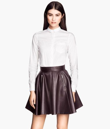 Product Detail | H&M US | A great place to try out trends that you may not want to invest in. This look is very Kendal Jenner (esque)..