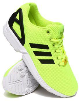 adidas zx flux neon