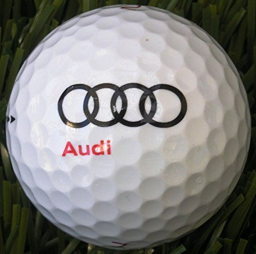 Compadecerse Familiar Discriminación sexual  Golf Balls Ideas | 3 Dozen Audi Logo Titleist Pro V1 V1x Mint AAAAA Used Golf  Balls * More info could be found at the image url.(It is Am… | Golf ball,  Golf, Ball