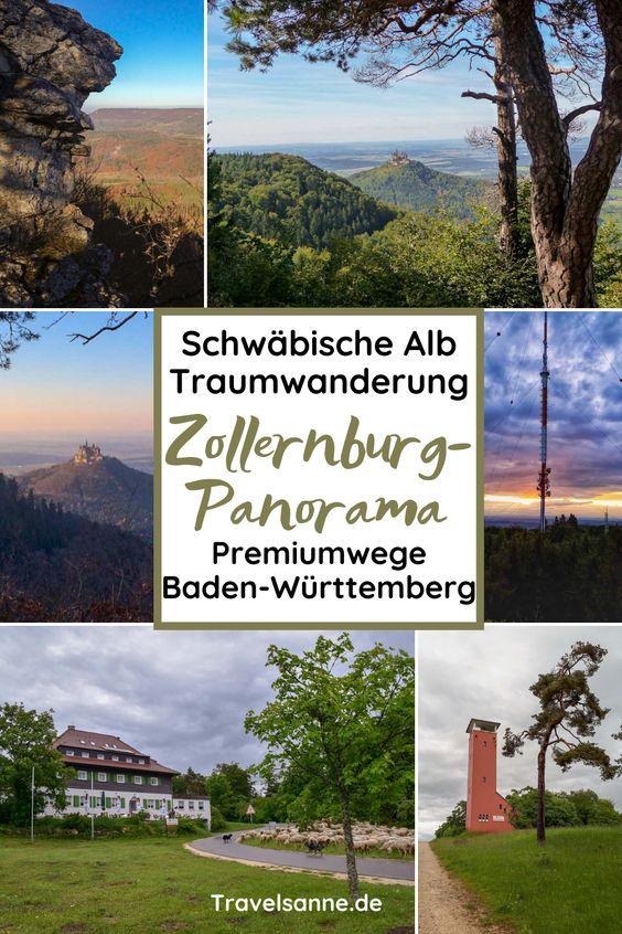 Premiumwandern Schwabische Alb Traufgang Zollernburg Panorama Bei Albstadt Familien Reiseblog Travelsanne In 2020 Ausflug Reisen Wanderung