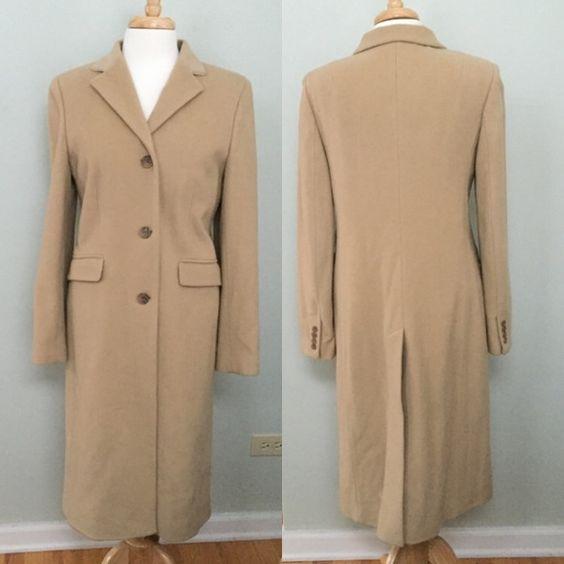 J. Crew | Classic Wool Coat