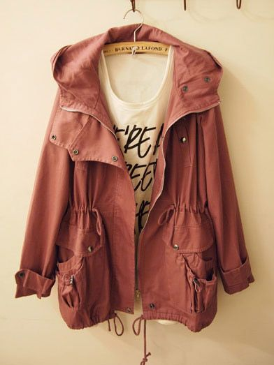 : Perfect Fall, Army Green, Dream Closet, Cute Fall Jackets, Jackets Coats, Winter Fall, Fall Winter