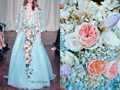 Fashion Inspired By Nature Fashion Style Fashionstyle Inspire Nature Fashionnature Natural Flower Designer Runway T Dresses Designer Dresses Fashion Dresses