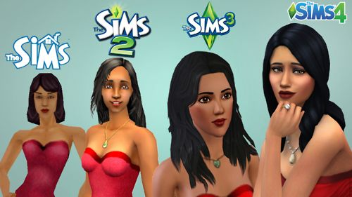 The first the Sims game is still my favourite, though. = ) #TheSims #videogame #geek