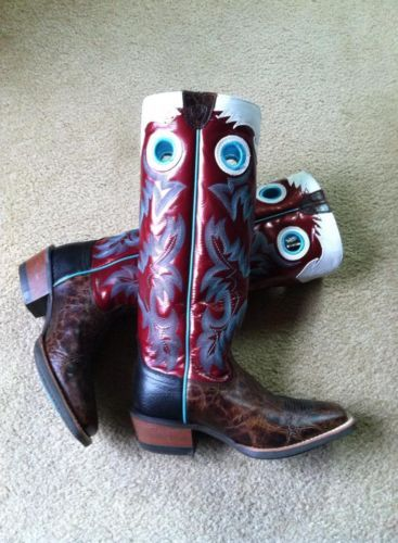Women&39s Ariat Buckaroo Boots - Size 7 | Boots and Women&39s