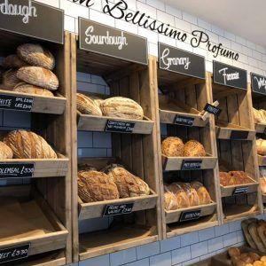 Coffee Shop Shelving And Design Ideas Bakery Shop Design Bakery Shop Interior Bread Shop