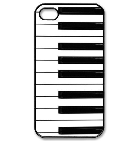 Piano Keyboard on Black Plastic skin case cover for Apple iPhone 4 4G 4S, http://www.amazon.com/dp/B00EP4NZ54/ref=cm_sw_r_pi_awd_eLkwsb1V0HRBW