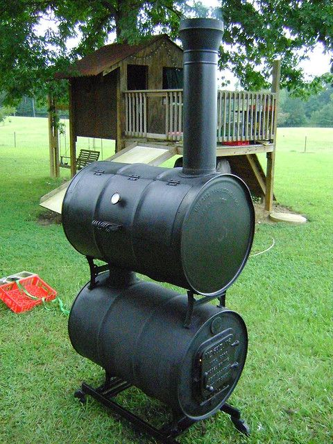 Home Made Smokers Google Search Smokers And Bbq Grills