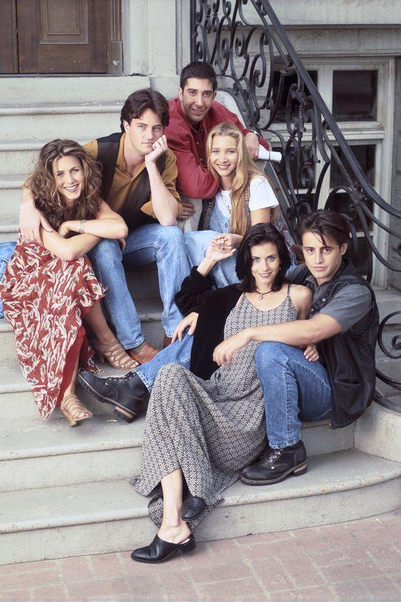 """Darum könnte """"Friends"""" bald von Netflix verschwinden #friends #sitcom #serie #kult #90er #trend #glamour #glamourgermany #netflix"""
