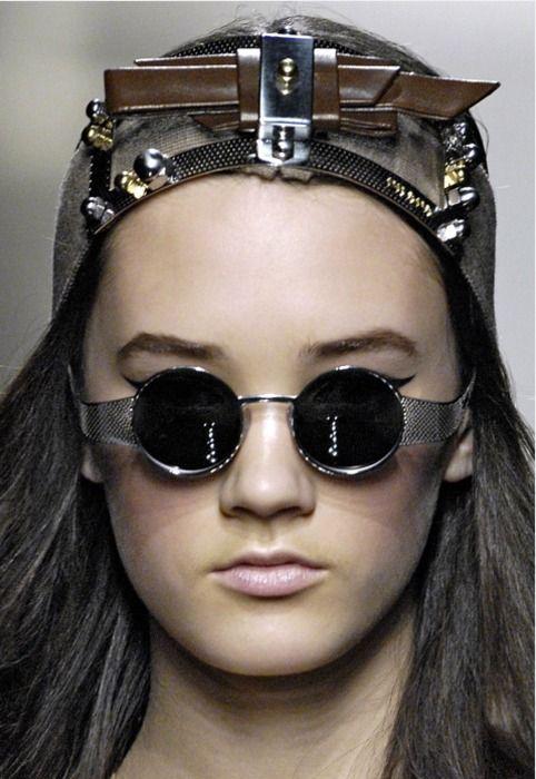MOONMUD steampunk tech headgear