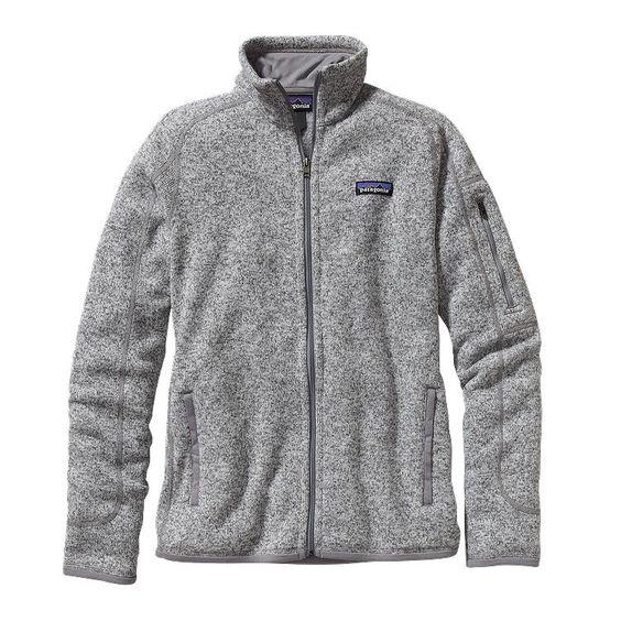Patagonia Women\'s Better Sweater\u2122 Fleece Jacket - Birch White BCW