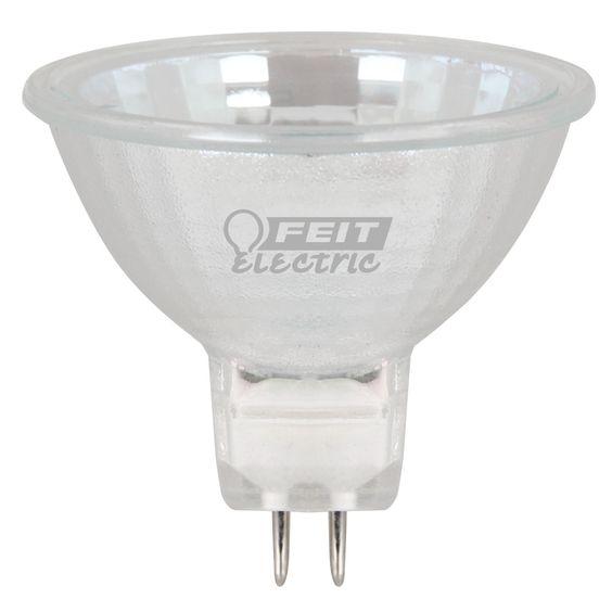 Feit Electric Bpbab/CG/3 20 Watt MR16 Halogen Light Bulb Pack 3-count