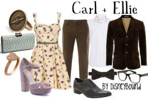 Carl + Ellie