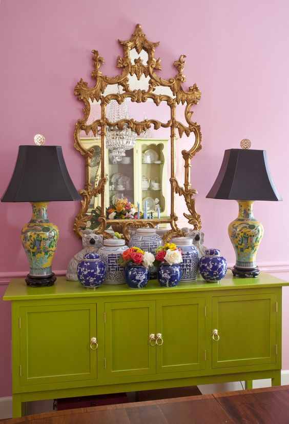 the pink clutch ...: Five Ways to Revamp a Room Today with Deep South Details