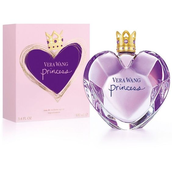 Vera Wang Princess Eau de Toilette, 1.7 oz ($60) ❤ liked on Polyvore featuring beauty products, fragrance, no color, vera wang perfume, vera wang fragrance, vera wang, edt perfume and eau de toilette perfume