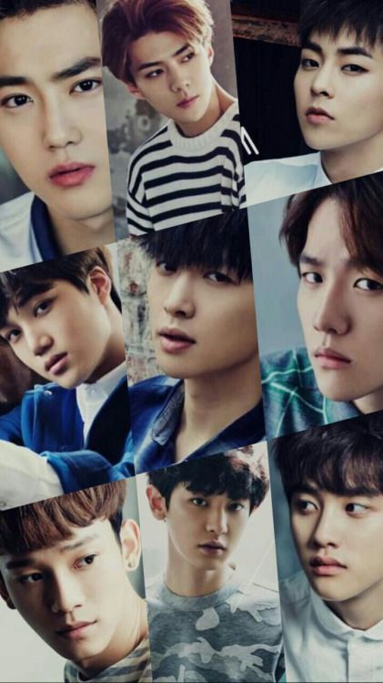 exo wallpaper for iphone - photo #30