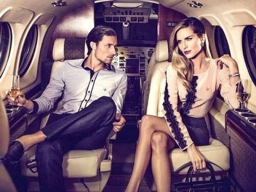 Image via We Heart It https://weheartit.com/entry/112022094/via/5353938 #amazing #beautiful #dress #fabulous #fashion #handsomeguy #Hot #jet #love #perfect #sexy #sexyGirl #stylishcouple #privateplane