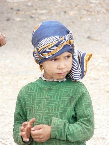 Berber child -