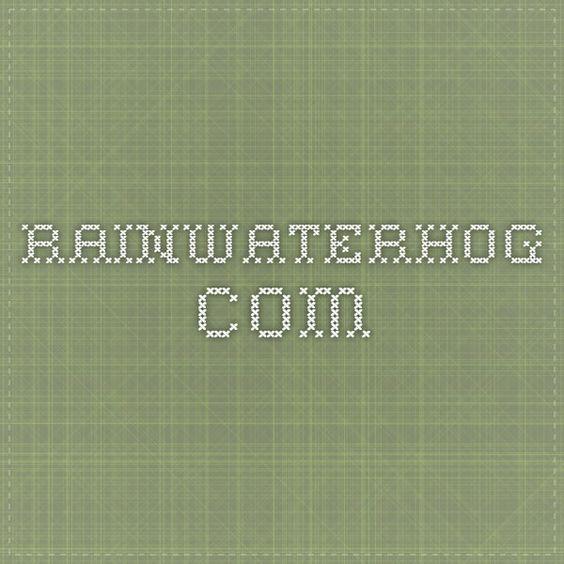 Rainwaterhog Com Innovation Design Rainwater Harvesting Innovation