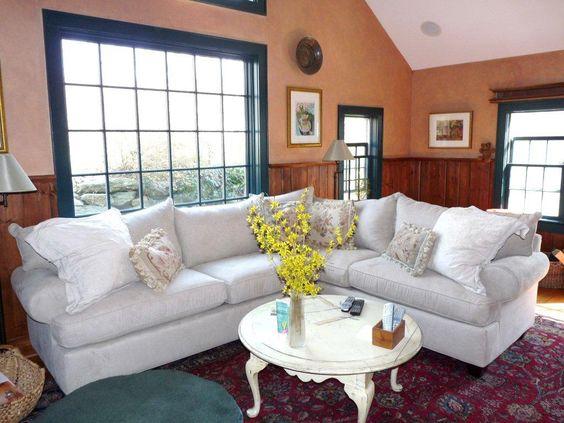 Microfiber Sectional Sofa: White Microfiber Convertible Sectional Sofa ~ Decoration Inspiration