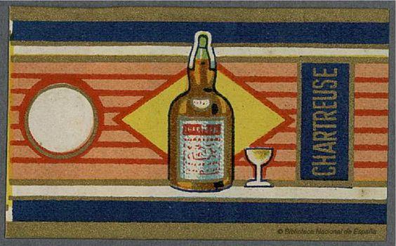 [Etiquetas de alimentos.. Grabado — 1920-1940