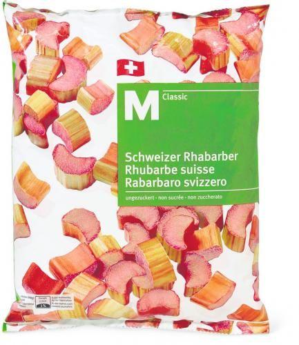 M-Classic Schweizer Rhabarber