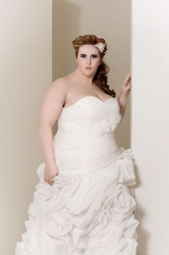 Traditional vs Sexy wedding dresses