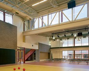Architectural Record | Schools of the 21st Century | Case Study: Benjamin Franklin Elementary School, Kirkland, Washington