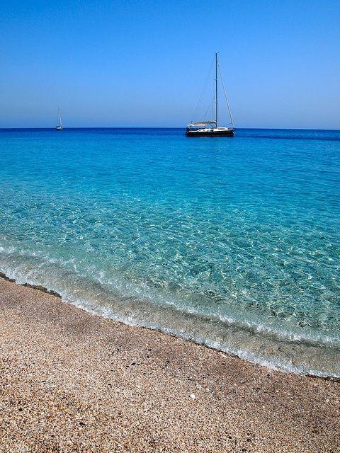 Beach in Almeria - Andalucia - Spain