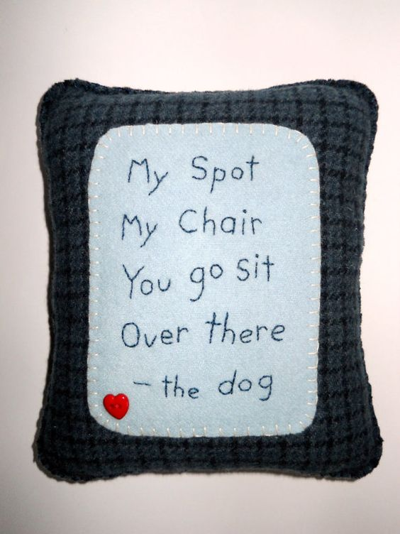 Throw Pillows With Dog Sayings : Dog Pillow - Novelty Pet Pillow - I m Sittin Here - Dog Bed Accessory - Funny Dog Sayings Dog ...