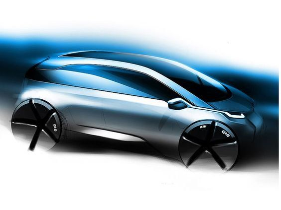 Concept Automobile Attractive Photo In 2020 Bmw I3 Concept Cars City Car