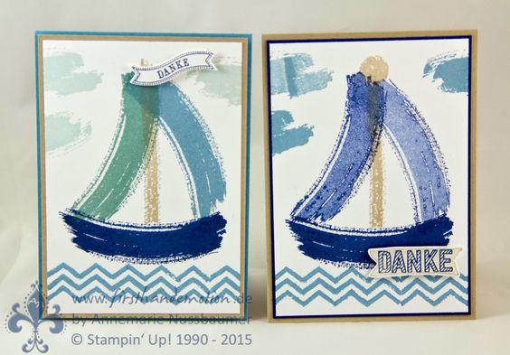 Stampin' Up! by First Hand Emotion: Work of Art zur Konfirmation