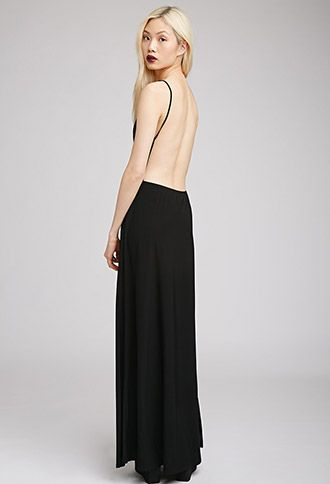 Cowl Neck Maxi Dress | FOREVER21 - 2000077717