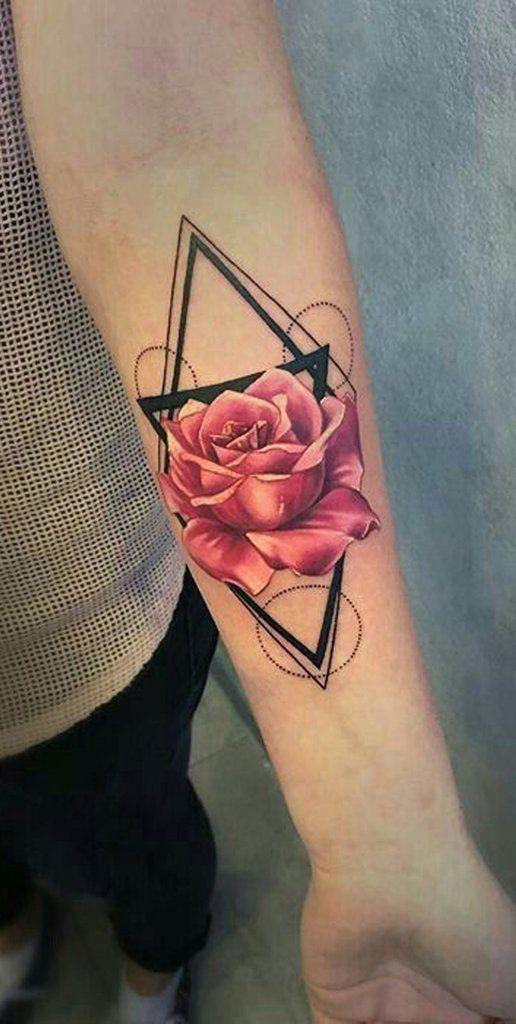 30 Delicate Flower Tattoo Ideas Tatuaje Antebrazo Mujer