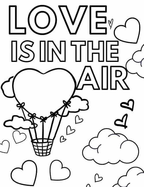 Valentine S Day Coloring Pages Pdf 2021 Cenzerely Yours In 2021 Valentines Day Coloring Dad Valentine Valentine Gifts For Kids