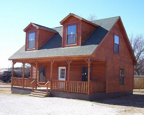 2 Story Cedar Cabin Cedar Cabin Tuff Shed Cabin Shed Cabin