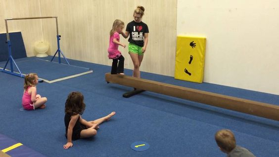 Gymnastic Classes at the Y.