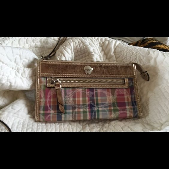 Authentic Coach Wallet Authentic Coach Wallet Coach Bags Wallets