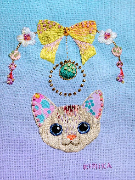 https://flic.kr/p/J78pTR | cat (jewelry)