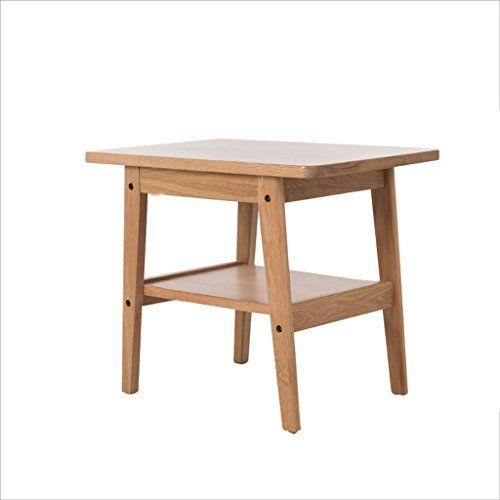 Nubao Modern Minimalist Small Coffee Table Simple Square Table Living Room Side A Few White Oak Angle A Few Small Coffee Table Living Room Table Square Tables