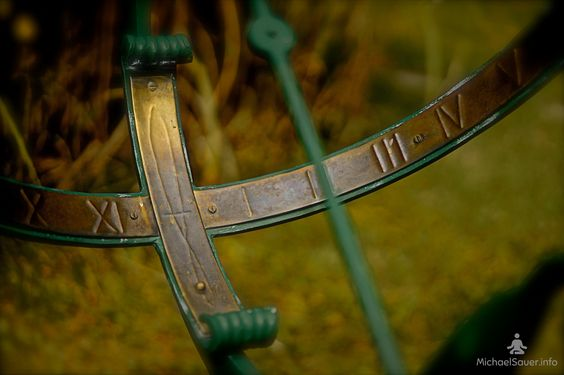 Sundial by Michael Sauer on 500px