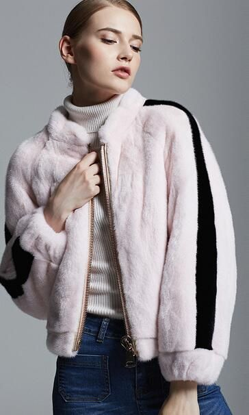 mink fur jacket.USD2200