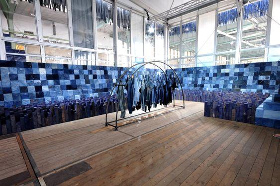 Bread & Butter Berlin 2012 Summer – TEMPEL OF DENIM store design