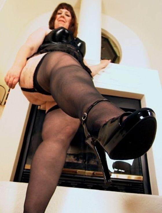 Mature strict mistress