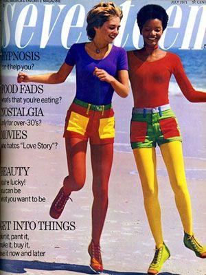 Seventeen Magazine 1971