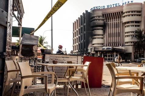 Itália confirma morte de menino de 9 anos em ataque em Burkina Fasso. (foto: EPA)
